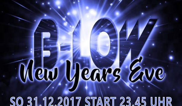 B-LOW NEW YEARS EVE