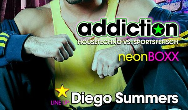 ADDICTION PARTY BERLIN GO'S COLOGNE