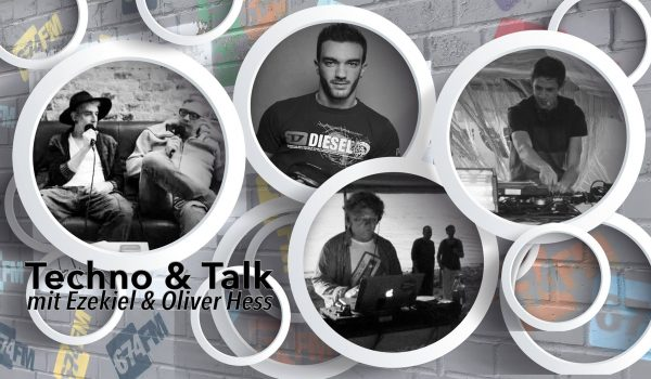 674FM – Techno Talk with Ezekiel & Oliver Hess