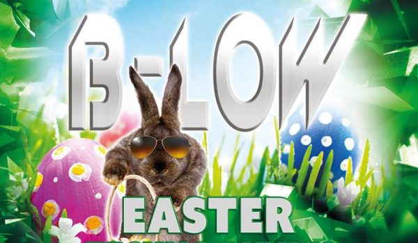 B-Low Easter Techno Bunny