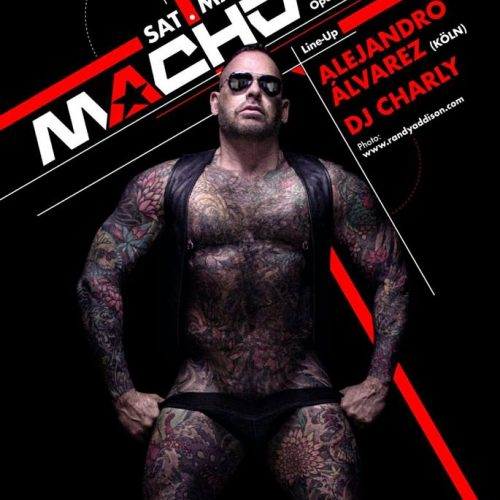 Live @ Macho Party Madrid