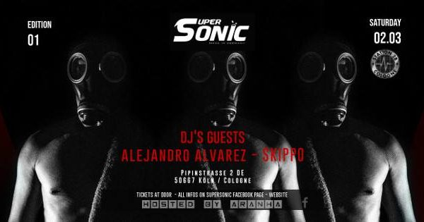 Supersonic – the new After Hours in Station 2b Cologne