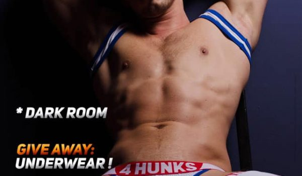 Sportish Party by 4Hunks Berlin